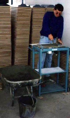 Tevi Machines in Ecuador, 1996, Diego Coloma